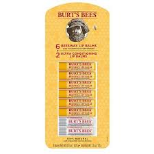 <b>Burts Bees</b> Lip Balm Variety Pack, 8 pk. - BJs <b>WholeSale</b> Club