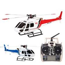<b>XK K123 6CH</b> Brushless AS350 Scale RC Helicopter RTF Mode 2 in ...