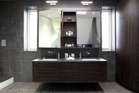 cabinet mirror bathroom