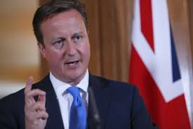 Image result for I'll step down on Wednesday – not in October – says Cameron