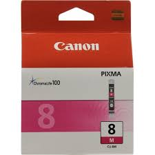 Оригинальный <b>картридж Canon CLI-8M</b> (пурпурный) Пурпурный ...