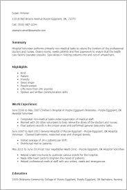 professional hospital volunteer templates to showcase your talent    resume templates  hospital volunteer
