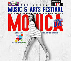 entertainment african american news black news colored news houston s 2nd annual black heritage festival featuring grammy winner monica
