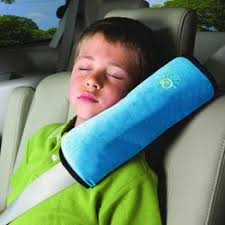 Baby Autos Pillow Car Safety Belt Protected Shoulder Pad ... - Vova
