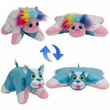<b>Мягкая игрушка 1toy Вывернушка</b>-подушка Тролль-Щенок - купить ...