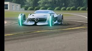 <b>Mercedes</b>-<b>Benz Silver</b> Arrow Concept Top Gear Testing - YouTube
