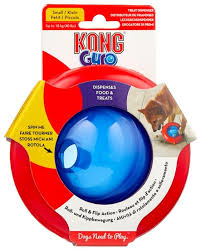 <b>Игрушка для собак KONG</b> Gyro под лакомства малая (PGY3E ...