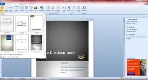 how to add cover pages to word documents guide once you ve selected a suitable cover page you should add some text to it the document includes text boxes which tell you where you should input text