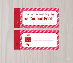 dad coupon book blank printable valentine s day coupon book love coupons wife husband boyfriend girlfriend dad mom from kids last minute instant