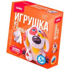 """<b>Набор для изготовления игрушки</b> из глины Lori """"Лепим из глины ..."""