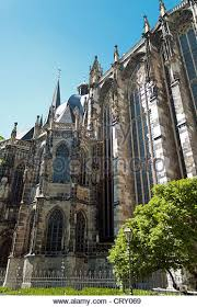 aachen cathedral also imperial cathedral in german kaiserdom roman catholic church aix la chapelle cathedral