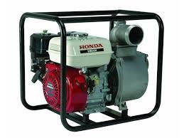 <b>Мотопомпа Honda WB30 XT3</b> бензиновая для воды средней ...