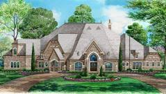 Square Feet House Plans   Luxury Floor Plan Collection