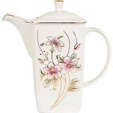 Фарфоровый <b>заварочный чайник</b> Нежный турмалин <b>1.2 л</b> ...