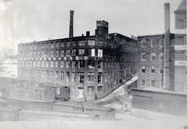 Image result for images new england early 20th century factories