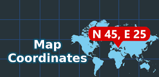 Map Coordinates - Apps on Google Play