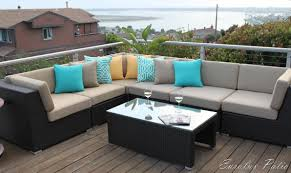 patio furniture sectional ideas: extraordinary pendant for your outdoor patio furniture sectional inspirational patio designing