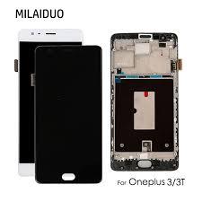 <b>AMOLED</b> For <b>Oneplus</b> 3 3T Three A3010 A3003 A3000 <b>LCD</b> Screen ...