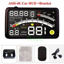 2017 New ActiSafety ASH-<b>4E</b> Head Up Display Film <b>5.5</b> HUD Head ...