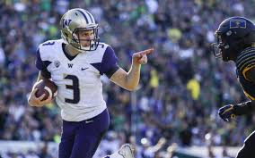 uw huskies loved jake browning s finger point at oregon the news uw huskies loved jake browning s finger point at oregon the news tribune