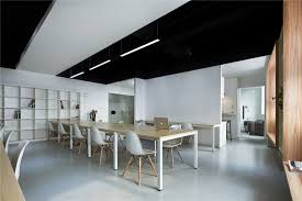 intoo black and white office design black and white office design