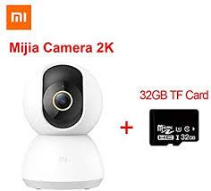 Xiaomi Original Mijia Smart IP Camera 2K 360 Angle ... - Amazon.com