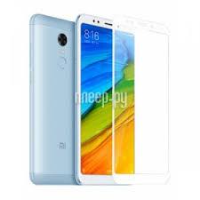 Купить <b>Защитное стекло Zibelino</b> для Xiaomi Redmi 5 Plus <b>TG</b> Full ...