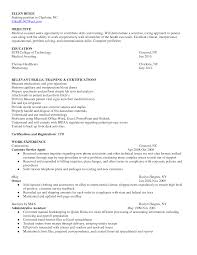 sample resume for certified medical assistant experience resumes medical assistant resume experience