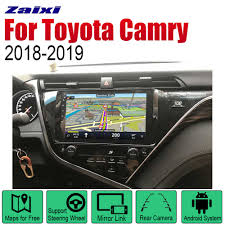 <b>ZaiXi Auto Radio 2</b> Din Android Car Player For Toyota Camry 2018 ...