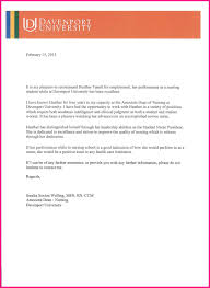 recommendation letter nursing school reference recommendation letter nursing