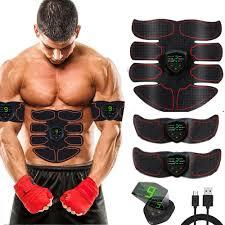 <b>ABS Stimulator</b> Muscle Toner Abdominal Toning Belt Muscle <b>EMS</b> ...