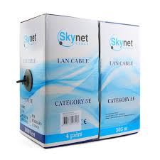 <b>Сетевой кабель SkyNet Premium</b> UTP cat 5e 100m Outdoor Box ...