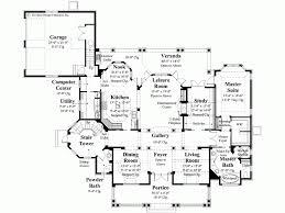 Eplans Plantation House Plan   Classic Plantation Style      Level