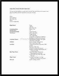 resume no work experience resume templates for students resume resume example for high school students little experience high school student resume examples no experience