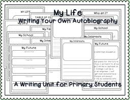 ideas about all about me essay on pinterest  spanish  writing your own autobiography