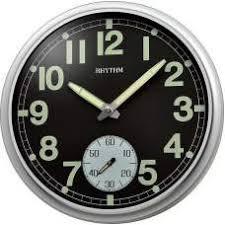 Японские <b>настенные часы Rhythm</b> (Ритм) <b>CMG774BR19</b> - купить ...