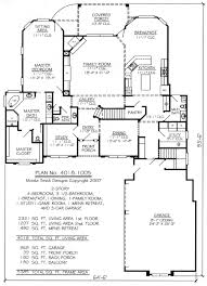 Story Bedroom House Plans   Story House Plans With Loft     Story Bedroom House Plans   Story House Plans With Loft