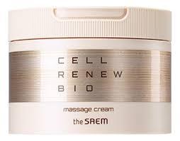 Купить <b>массажный крем для лица</b> антивозрастной Cell Renew ...