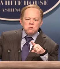 Image result for michelle mccarthy sean spicer