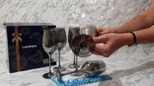 Набор <b>бокалов для вина 350мл</b> 6шт Luminarc Селест P1566/1 ...