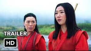 <b>Kung Fu</b> (The CW) Trailer HD - YouTube