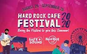 Hard <b>Rock Festival</b> 2020