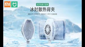 Xiaomi Ice Sealed <b>Cooling</b> Back <b>Clip</b> - YouTube
