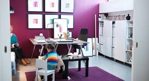 ideas interior furniture ikea home office design ideas in purple office wall color magnificence home office awesome home office ideas ikea 3