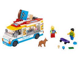 <b>Грузовик</b> мороженщика 60253 | <b>City</b> | <b>LEGO</b>.com RU