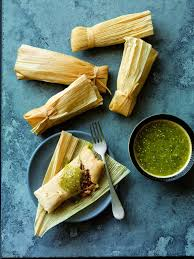 Pork & Green Chile Tamales - Instant Pot Recipes