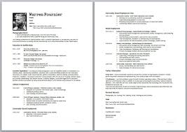 make cv tk category curriculum vitae