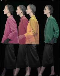 erwin blumenfeld at the somerset house fashion misc photography spring fashion 1953 for vogue
