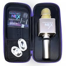<b>Караоке Funtastique Nex</b> Gold FM01G, цена 208 руб., купить в ...