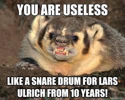 Livid Wisconsin Badger memes | quickmeme via Relatably.com